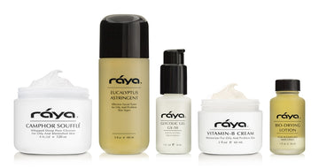 RAYA OILY SKIN CARE KIT (K-3)