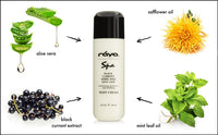 BLACK CURRANT BERRY AND MINT LEAF BODY CREAM (S-522) - rayaspa