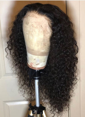 Human Wigs African American Light Blue Lace Front Wig Blue Bundles With Frontal Closure Straight Wig Blue Ombre Lace Front Wig Human Wigs For Black Women