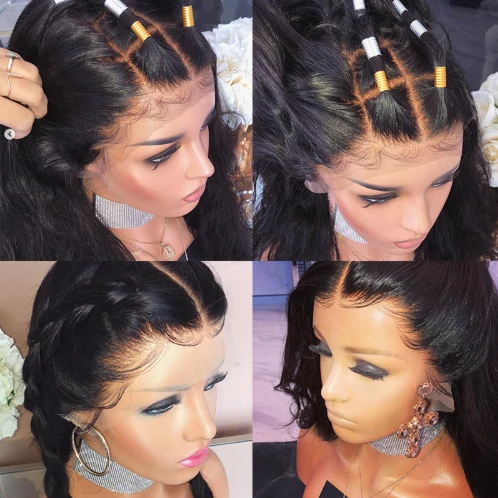 Magnificent Black Wave Lace Front Wigs Wig Waves Hair Fashion Wigs Natural Hairstyles Runnerswayorg