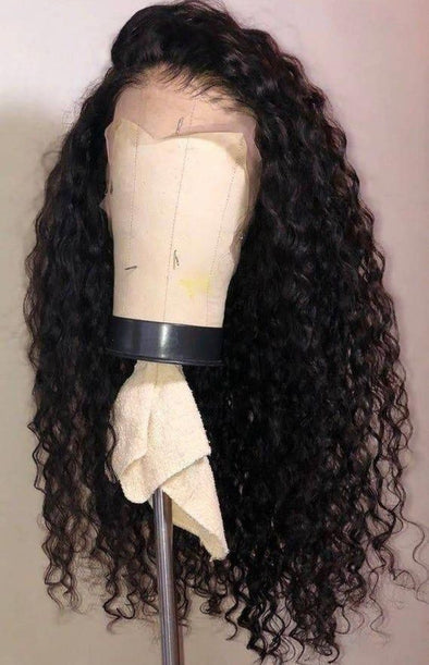 Human Wigs African American Light Brown Curly Lace Front Wig 24 Inch Straight Wig Closure Sew In With Baby Hairs Brandy Braid Wig Luna Wigs Human Hair