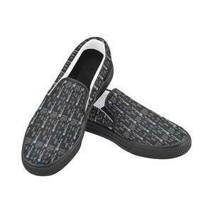 Women's Casual Slip-on Canvas Loafer