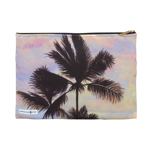 Accessory Pouch: Cotton Candy Clouds