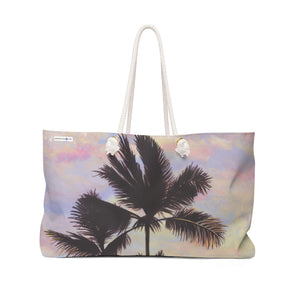 Canvas Tote Bag: Morning Ride Sunrise