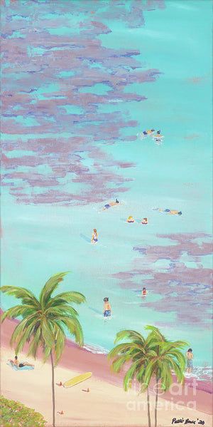 Hawaii Tropical Beach, Hanauma Bay, Landscape - Archival Print