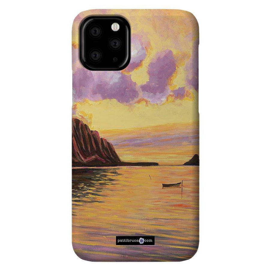 Phone Case: Glowing Kualoa