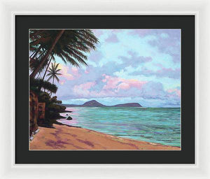 Three Koko's - Framed Print