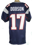Aaron Dobson Autograph Custom Patriots Home Jersey