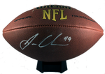 Joe Cordona Autograph Wilson Official-Size Football