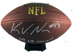 Kyle Van Noy Autograph Wilson Official-Size Football