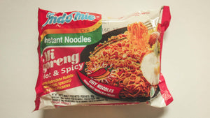 Indomie- Mie Goreng Hot and Spicy