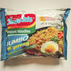 Indomie Barbeque Chicken Flavour Fried Noodles