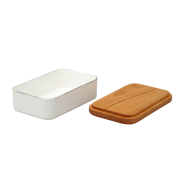 Enamel Butter Case
