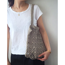 Fog Linen Bianca Bag L (Natural)