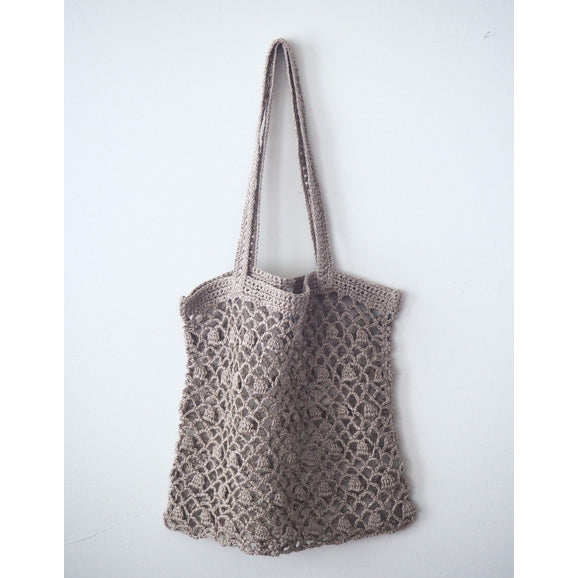 Bianca Linen Bag L (Natural)