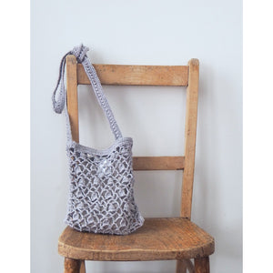 Fog Linen Bianca Bag S (Grey)