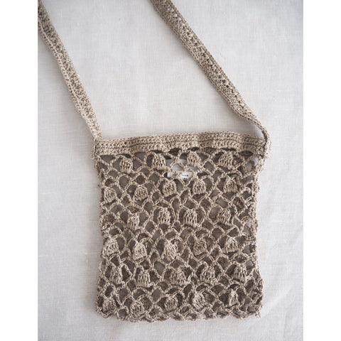 Bianca Linen Bag S (Natural)