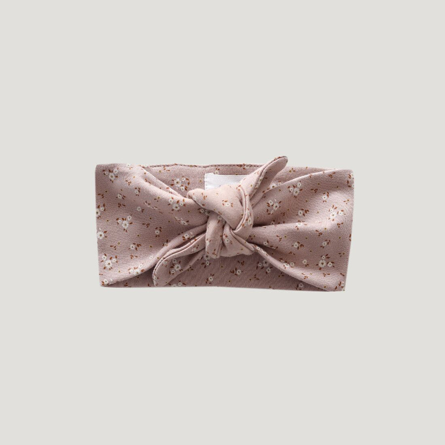 Organic Cotton Headband (Bloom Lulu Floral)