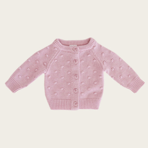 Dotty Cardigan (Rose Marle)