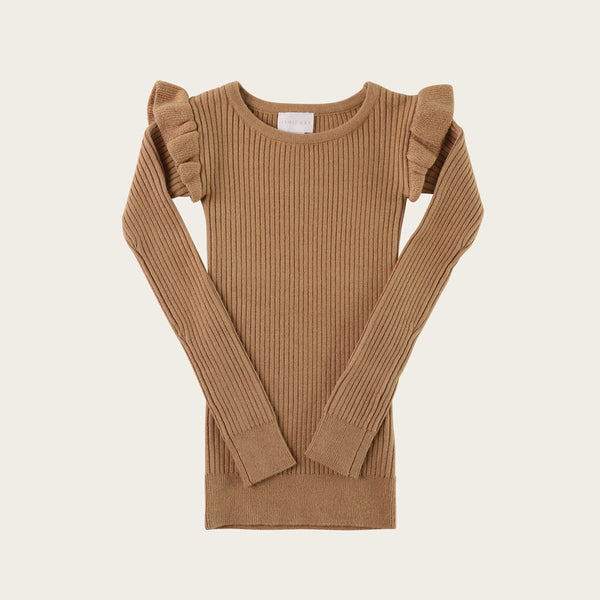 Frill Top (Latte)