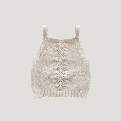 Josie Top (Oatmeal)