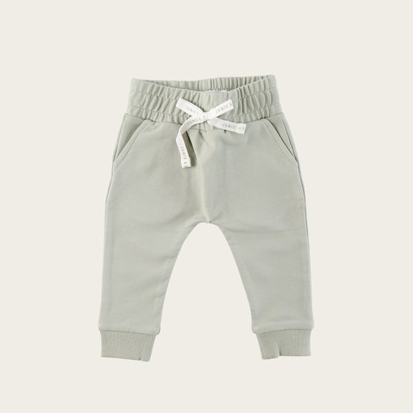 Morgan Pants (Aqua Grey)