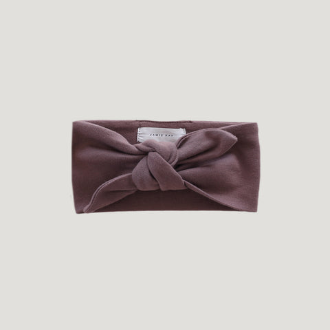 Organic Cotton Headband (Dusk)