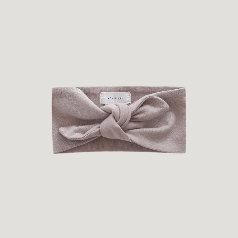 Organic Cotton Headband (Sweet Pea)