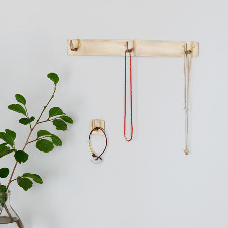 Brass Plate Hook