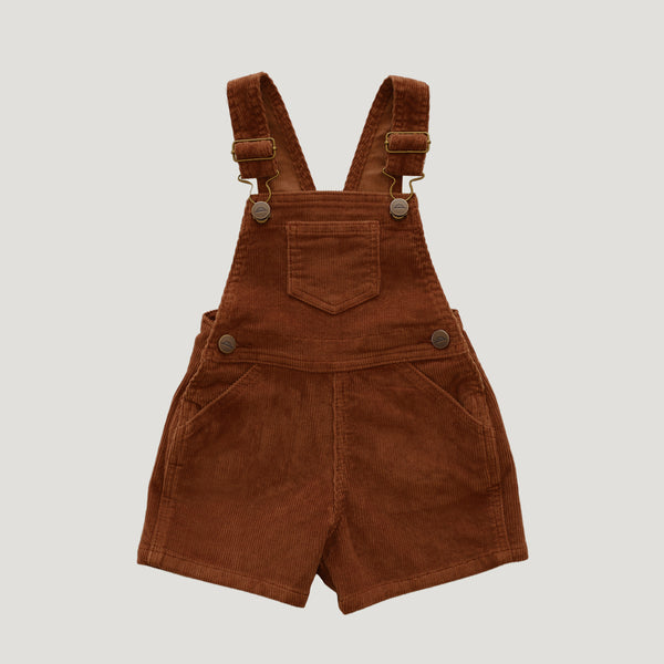 Reign Short Overall (Gingerbread)