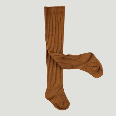 Rib Tights (Bronze)