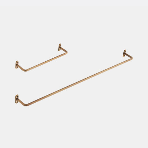 Brass Towel Bar