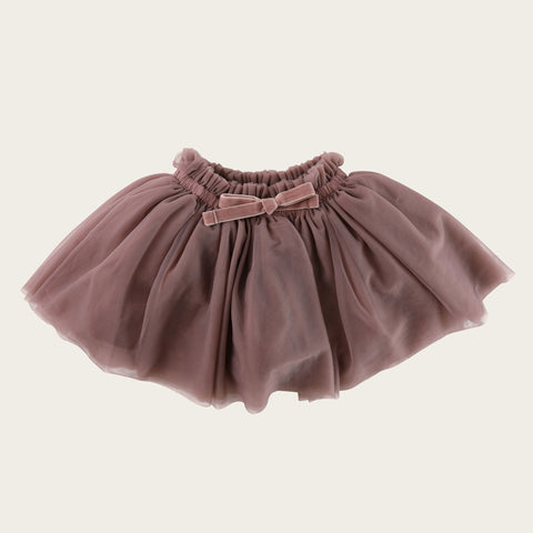 Soft Tulle Skirt (Dusk)