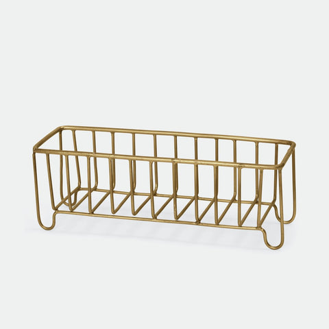 Brass Wire Basket