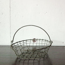 Wire Table Basket with Handle