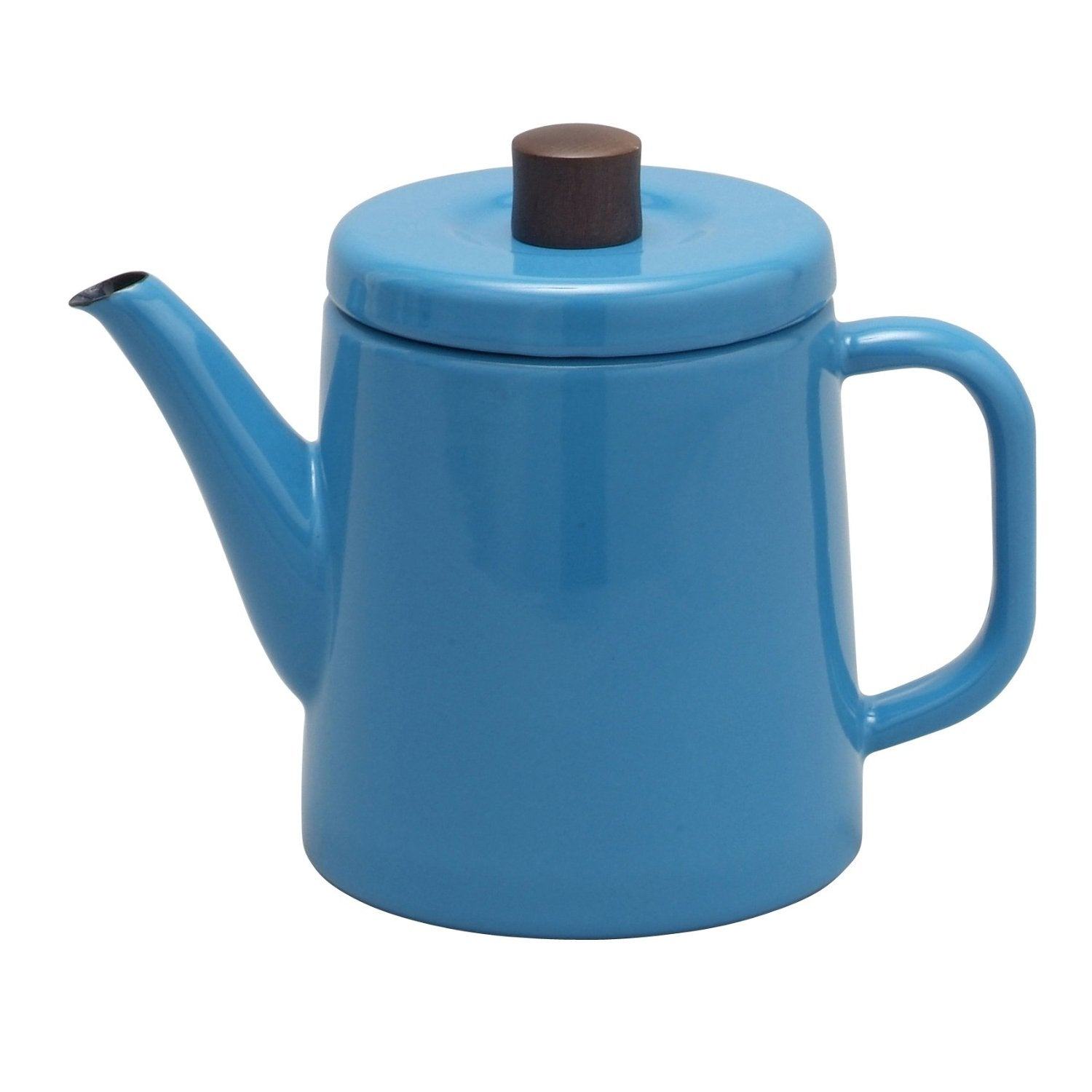 Enamel Teapot / Kettle (Blue)