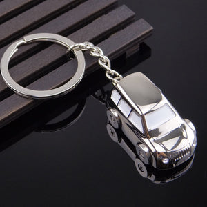 Jeep car shape Key Chain Ring