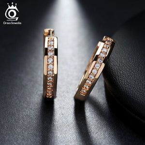 Cubic Zircon Earrings Jewelry for Women
