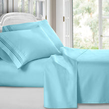 Load image into Gallery viewer, KING PILLOW CASE SETS 1800 TC