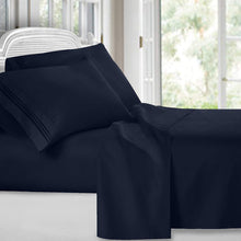 Load image into Gallery viewer, TWIN 3 piece BED SHEET SET 1800