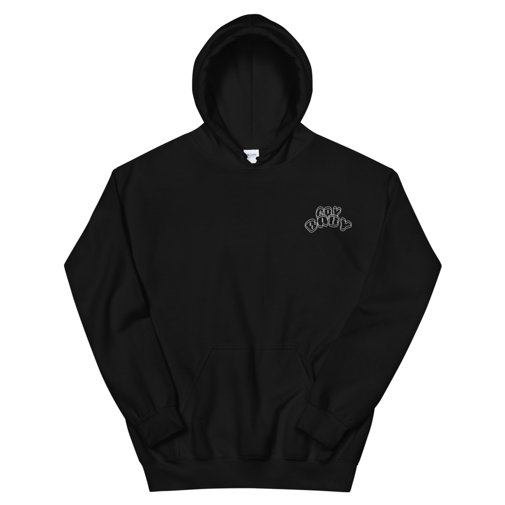 Crybaby Static Stitched Hoodie