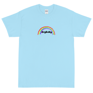 Open image in slideshow, Crybaby Rainbow Arc T-Shirt