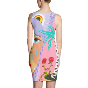 Bjork Hijoort x Crybaby Bodycon Dress