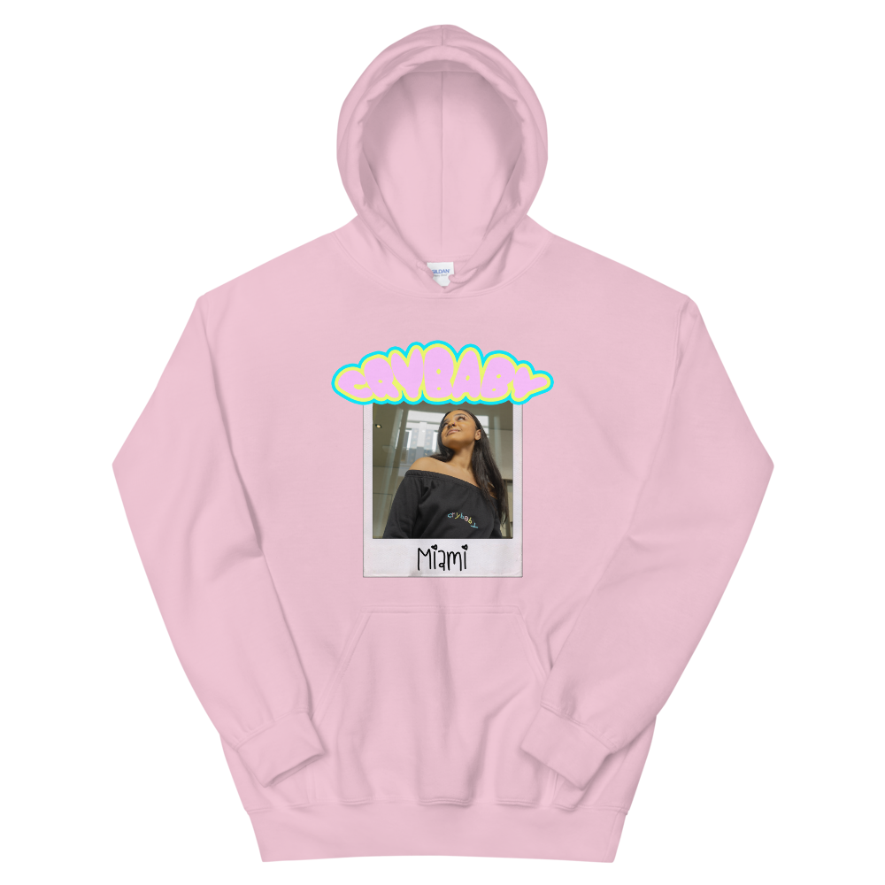 Crybaby Korrects Throwback Polaroid Hoodie