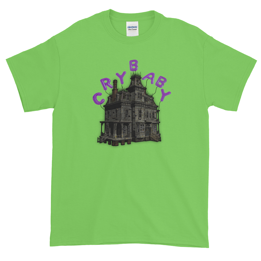 Crybaby Floating Haunted Mansion T-Shirt