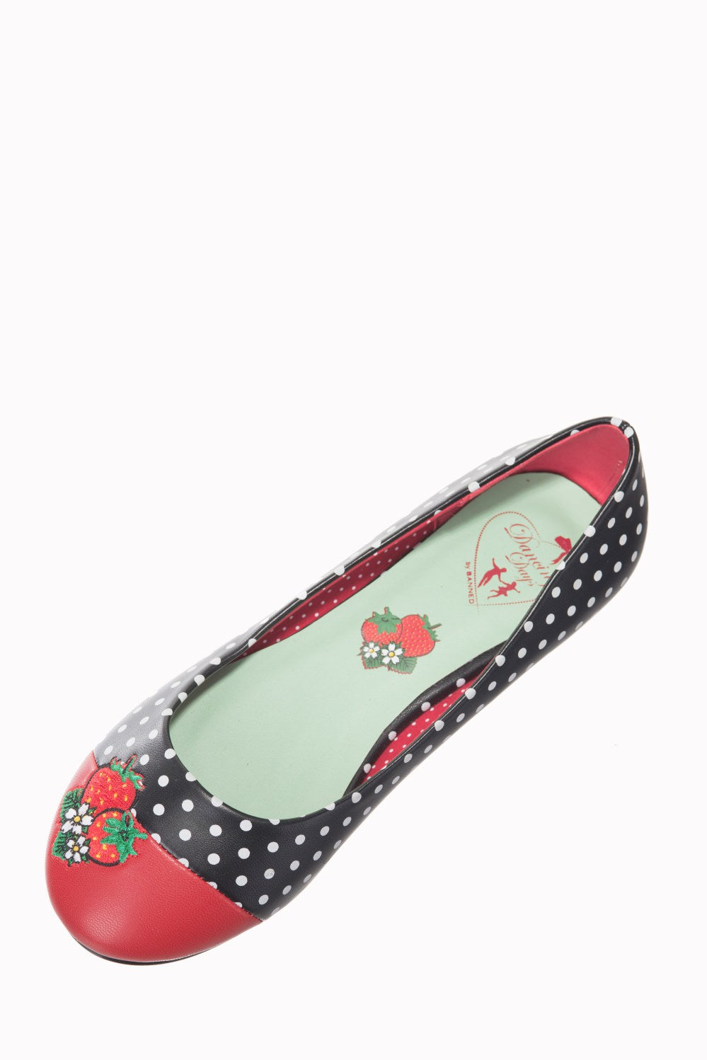 Isabella Strawberry Shoes