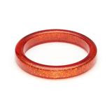 Amber Glitter Bangle Duchess