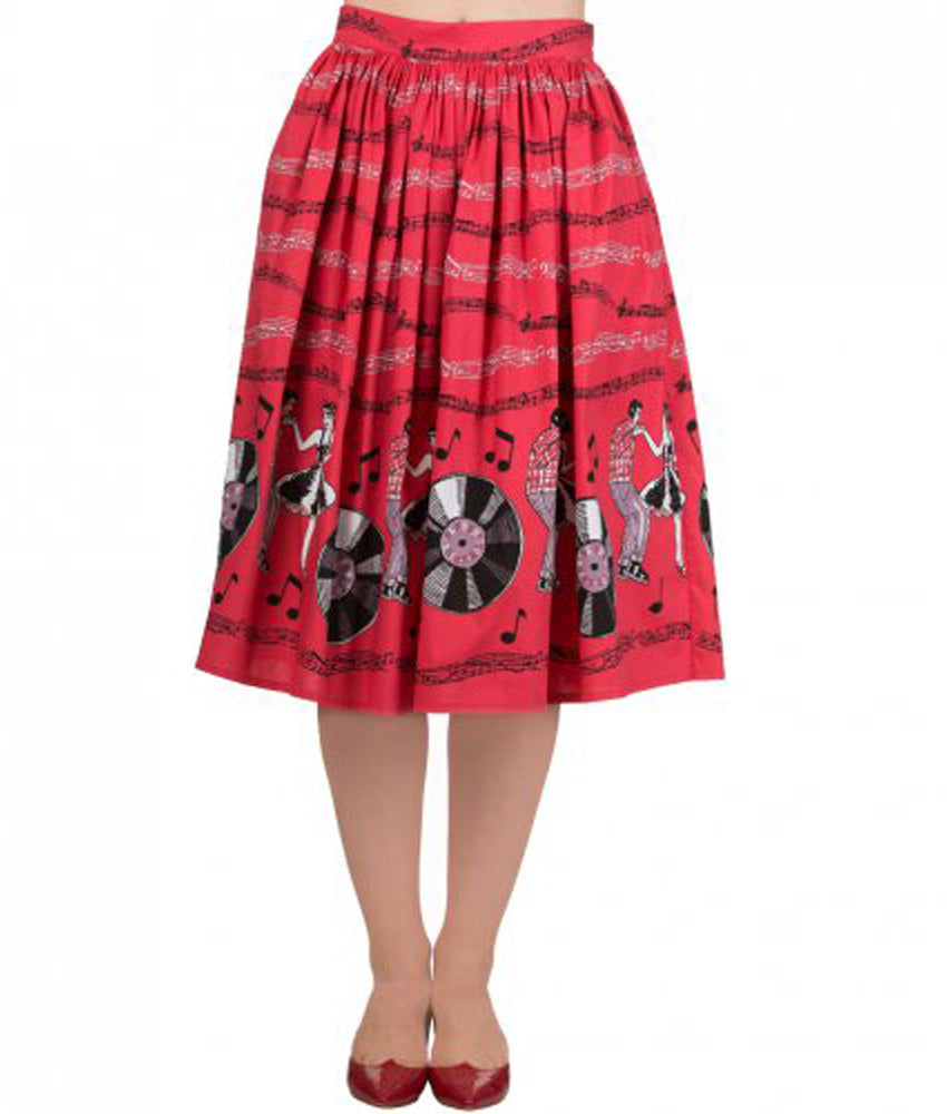 Dancing Day's Skirt Reg and Plus sizes