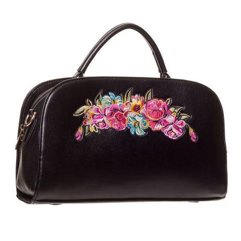 Banned Vintage Flower Handbag