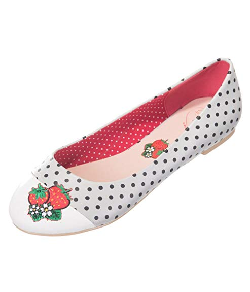Isabella Strawberry Shoes Frost
